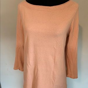 Massimo Dutti Cold Shoulder Sweater